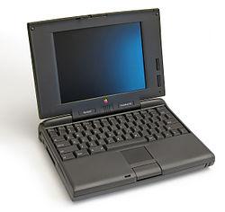 Kvitto på gammal dator