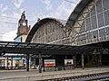 Praha hlavní nádraží, prodloužené nástupiště 04.jpg