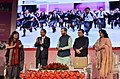 Prakash Javadekar launching the SSA ShaGun (Shala Gunvatta) a web-portal for the online monitoring of the Sarva Shiksha Abhiyan (SSA) and a Repository of best practices, in New Delhi.jpg