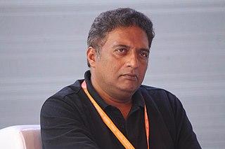 Prakash Raj Indian actor