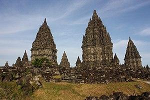 Kewu Plain - Image: Prambanan (6953197043)