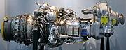 Pratt & Whitney Canada PW123 retouched