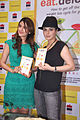 Preity Zinta launches Pooja Makhija's book 'eat. delete.' 03.jpg