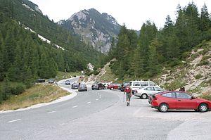 Vršič Pass - Image: Prelaz Vršič