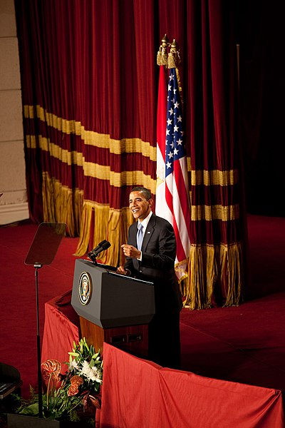 File:President Barack Obama speaks in Cairo, Egypt 06-04-09.jpg
