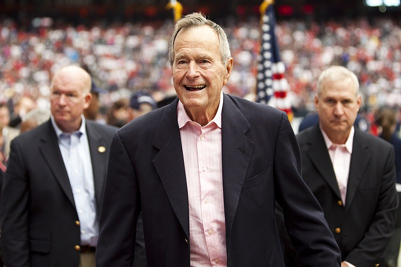 File:President George H. W. Bush.jpg