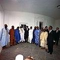 President John F. Kennedy with Parliamentary Delegation from Nigeria (08).jpg