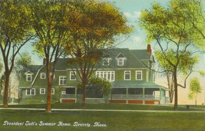 President Taft's Summer Home, Beverly, MA