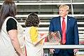 President Trump Visits the the Louis Vuitton Workshop - Rochambeau (48919265027).jpg