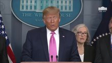 Dosya:President Trump and Members of the Coronavirus Task Force Hold a News Conference.webmhd.webm