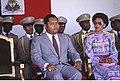 President and First lady Duvalier Haiti.jpg