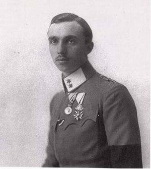 Prince René of Bourbon-Parma