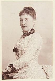 Princess Elise of Hohenlohe Langenburg (1864-1929), Princess of Reuss.jpg
