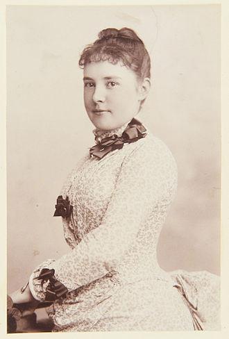 Princess Elise of Hohenlohe-Langenburg - Image: Princess Elise of Hohenlohe Langenburg (1864 1929), Princess of Reuss