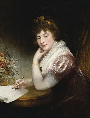 Princess Elizabeth of the United Kingdom - Portrait by Sir William Beechey, 1797