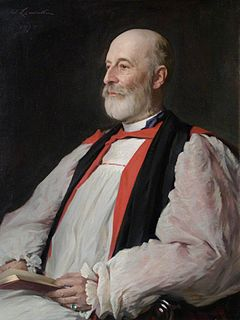 Joshua Pritchard Hughes British bishop