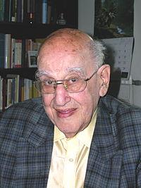 Prof. Ernst Federn im Jahr 2006.JPG