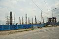 Proposed Barun Sengupta Metro Station Under Construction - Eastern Metropolitan Bypass - Kolkata 2016-06-23 5028.JPG