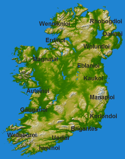 a people of early Ireland