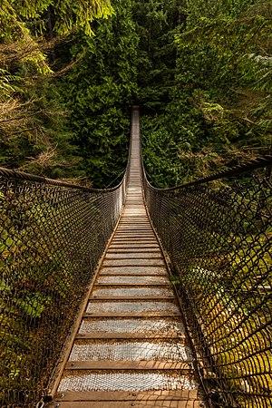 Lynn Canyon Suspension Bridge Wikipedia