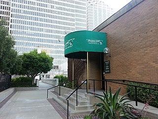 Punch Line San Francisco comedy club in San Francisco