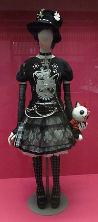Punk Lolita, V&A Museum.JPG