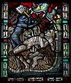 Quéménéven (29) Chapelle Notre-Dame de Kergoat Baie 09 Vue 03.JPG