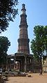 Qutb Minar, Delhi - views near Qutb Minar (23).JPG