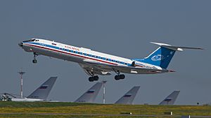 Kosmos Airlines - Kosmos Airlines departing from Moscow-Vnukovo