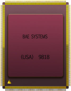 IBM RAD6000 - The RAD6000 processor