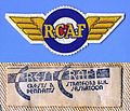 RCAF double wing generic patch with Crest Craft back-stamp circa 1936-40.jpg