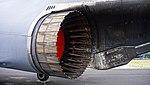 ROKAF F-4E(80-514) engine exhaust nozzle left rear view at Jeju Aerospace Museum June 6, 2014.jpg
