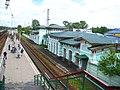 RZD Kubinka railway station building 2004 (38229482684).jpg