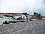 Rašínovo nábřeží, restaurační loď Tyrš (01).jpg