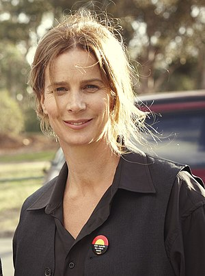 Rachel Griffiths - Image: Rachel Griffiths 2012 (cropped)