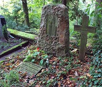 Gustav Radbruch - His grave in Heidelberg