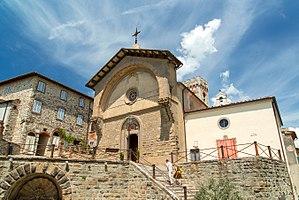 Radda in Chianti - Propositura di San Niccola in Radda