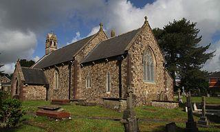 Danescourt Human settlement in Wales