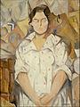 Rafael Barradas - Portrait of Pilar - Google Art Project.jpg