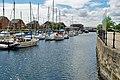 Railway Dock (Marina) - geograph.org.uk - 884118.jpg