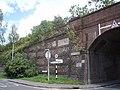 Railway bridge at Rowlands Castle - geograph.org.uk - 644391.jpg
