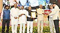 Ram Nath Kovind presenting the National Awards for Outstanding Services in the field of Prevention of Alcoholism and Substance (Drugs) Abuse (2).JPG