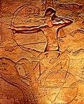 Ramsès II à la bataille de Kadesh