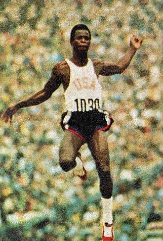 Randy Williams - Randy Williams in 1972