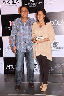 Ranjeet at the Launch of new restaurant 'Arola' at J W Marriott.jpg