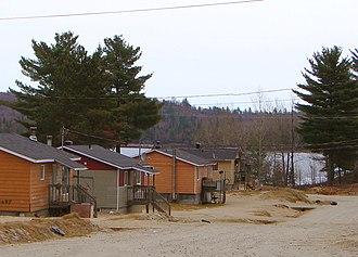 Rapid Lake, Quebec - Image: Rapid Lake FN 2
