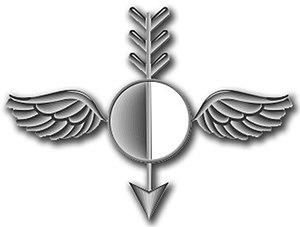 Aerographer's mate - Rating Badge
