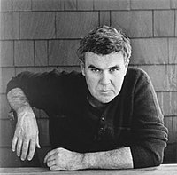 Picture of an author: Raymond Carver