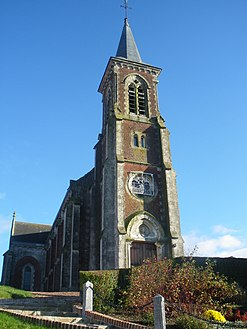 Rebreuve-Ranchicourt - Eglise - 2.JPG