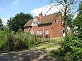 Red-brick house on Kerdiston Road - geograph.org.uk - 895514.jpg